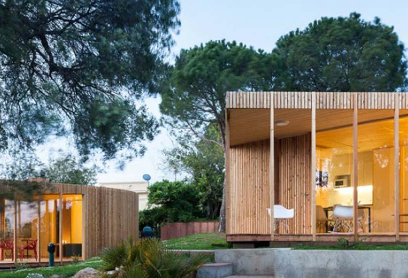 la arquitectura sostenible