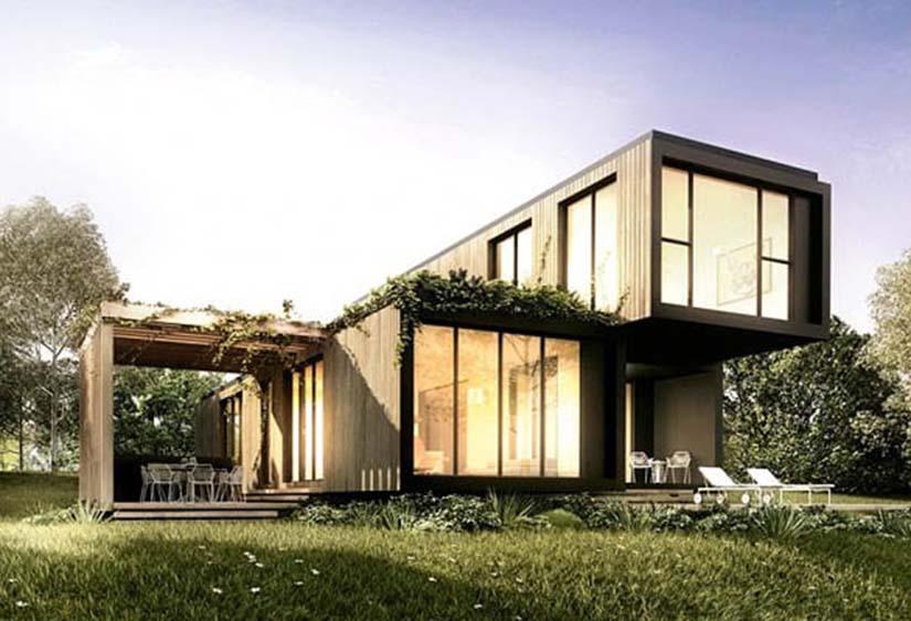 prototipo de vivienda