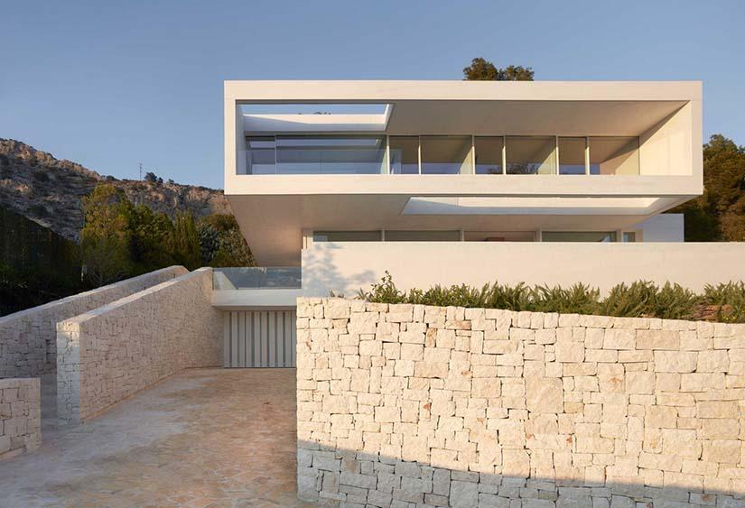 materiales de arquitectura