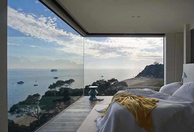 casas frente al mar